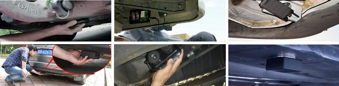 wykrywanie GPS